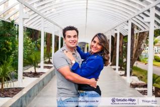 Ensaio Viviane e Sergio 006 - Thiago Álan - Estúdio Allgo